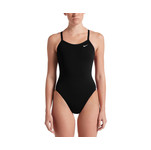 Nike Hydrastrong Solid Racerback One Piece Swimsuit