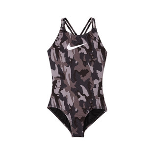 Nike Camo Spiderback One Piece Girls product image