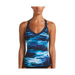 Nike Blur V-Neck Tankini Top