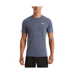 Nike Men's Heather Short Sleeve Hydroguard