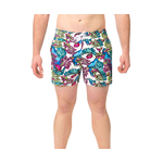 Dolfin Men's Classics Coral Reef Swim Trunk
