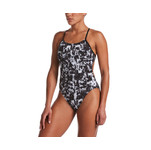 NIKE Fire Cut-Out One Piece Swimsuit