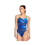 Speedo Endurance Infinite Pulse One Back One Piece Swimsuit