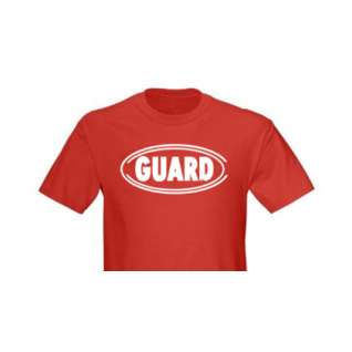 1Line Sports Lifeguard T-shirt product image