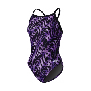Dolfin Talon V-2 Back Female product image