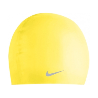 Nike Junior Solid Silicone Swim Cap product image