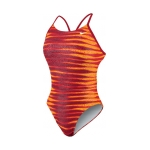 Nike Foil Skin Cut-Out Tank Female