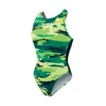 Nike Painted Camo High Neck Tank Female