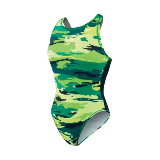 Nike Painted Camo High Neck Tank Female product image