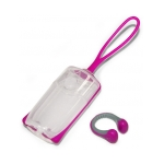Aqua Sphere Silicone Nose Clip w/Carrying Case