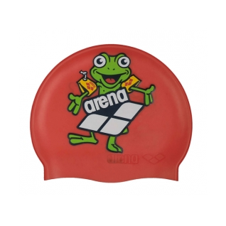 Arena World Junior Multi Silicone Swim Cap product image