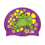 1line Sports Frog Power Swim Cap