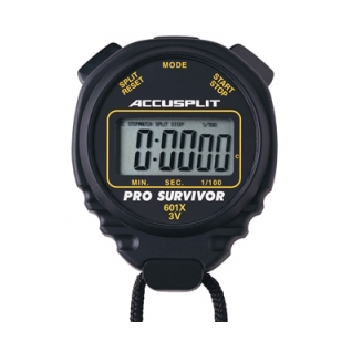 Accusplit Pro Survivor Stopwatch product image
