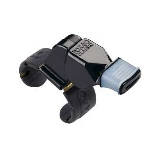 Fox 40 Classic CMG Fingergrip Whistle Black product image