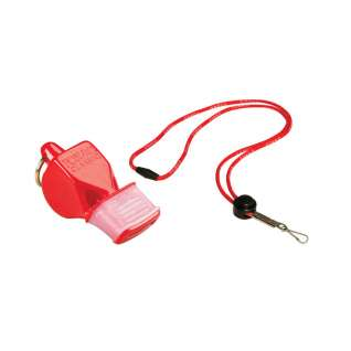 Fox 40 Classic CMG Safety Whistle with Breakaway Lanyard product image