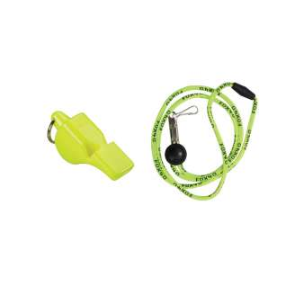 Fox 40 Mini Safety Whistle with Breakaway Lanyard product image