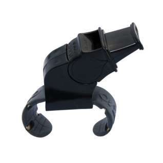 Fox 40 Sonik Blast Fingergrip Whistle Black product image