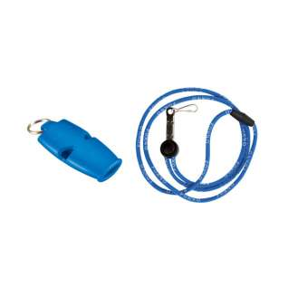 Fox 40 Micro Safety Whistle with Breakaway Lanyard product image
