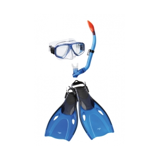 Set of snorkeling gear from Speedo