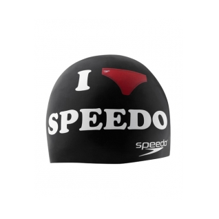 Speedo Love Silicone Swim Cap product image