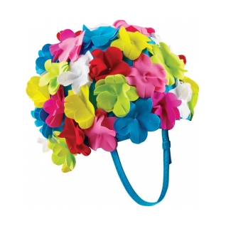 Speedo Flower Swim Cap product image