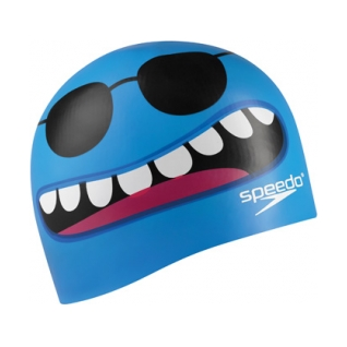 Speedo Critter Creeps 2 Silicone Junior Swim Cap product image