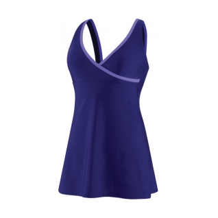 Speedo Cross Front Swim Dress Female product image