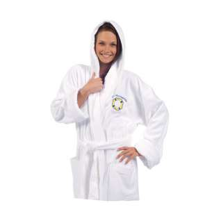Terry Town Terry Velour Hooded Robe product image