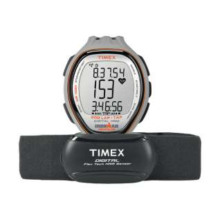 Timex IRONMAN Target Trainer Digital Flex Tech Heart Rate Monitor product image