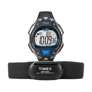 Timex IRONMAN Road Trainer Digital Flex Tech Heart Rate Monitor Full-Size product image