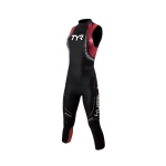 Tyr Hurricane Sleeveless Wetsuit Category 5 Female
