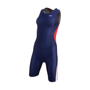 Tyr Competitor Trisuit with Back Zipper Female product image