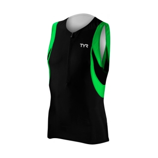 Tyr Competitor Singlet Male product image
