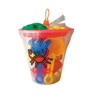 Wet Products Crab Bucket Playset 11 Pieces product image