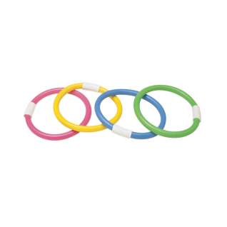 Water Gear Scuba Dive Rings 4-Pack product image