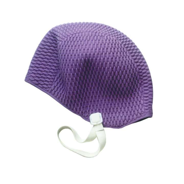 Swim Cap With Chin Strap One Size Swim2000 Com