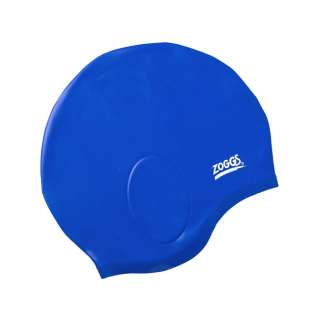 Zoggs Ultra Fit Silicone Swim Cap product image