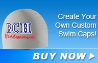 Custom Swim Caps