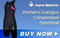 AquaSphere Energize Compression Speedsuit Female