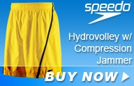 Speedo Hydrovolley with Compression Jammer