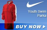 Nike Youth Swim Parka