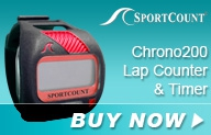 SportCount Chrono200 Lap Counter and Timer
