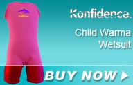 Konfidence Child Warma Wetsuit