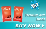Safe 2 Swim Premium Arm Bands