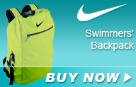 Nike Swimmers Backpack
