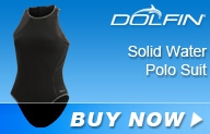 Dolfin Solid Water Polo Suit Female