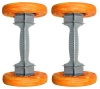 Aqua Sphere Variable Resistance Dumbbells