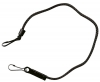 Fox 40 9in Clipper Lanyard Black