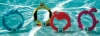Water Gear Surf and Turf Rings 4-Pack