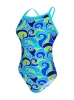 WaterPro Swirls Blue Female